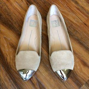 - Dolce Vita - Mirror Toe Flats